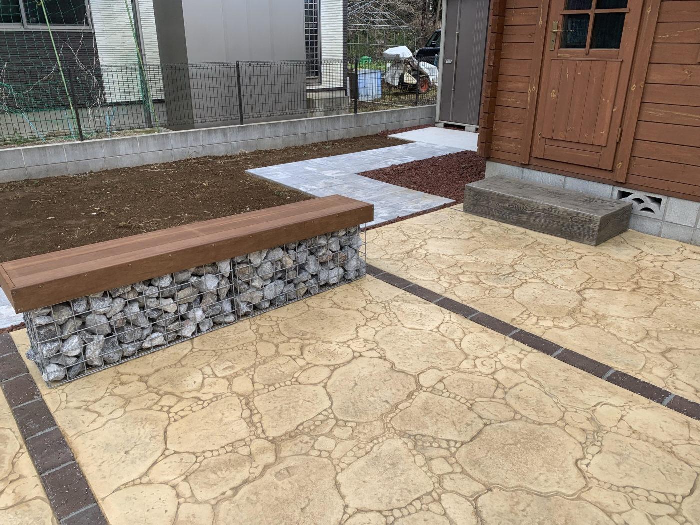 土浦市K様邸ガーデニングイメージ02